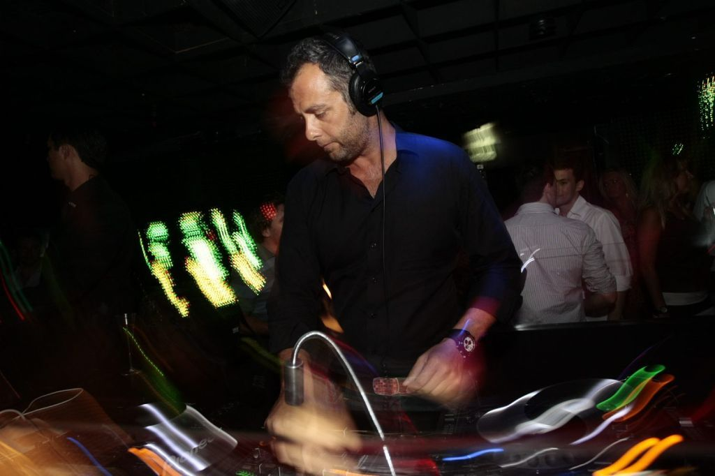DJ Marco Peruzzi