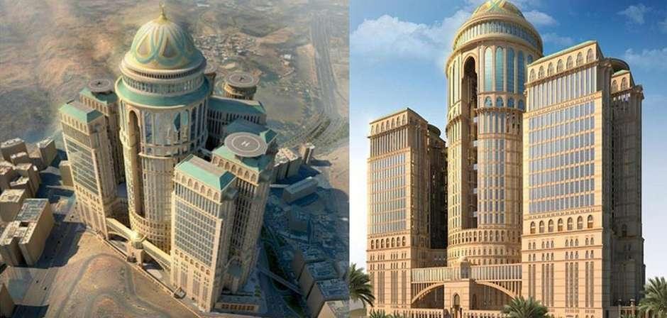 hotel arabia