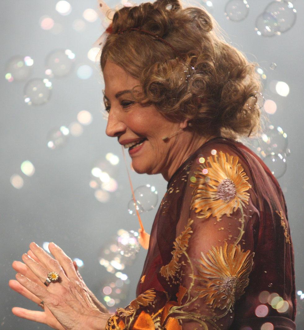 Maude - bolhas (Foto:  Rubens Cerqueira)