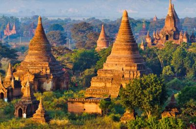 GRANDE - Myanmar Tailândia