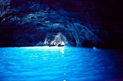 arraial do cabo - gruta azul