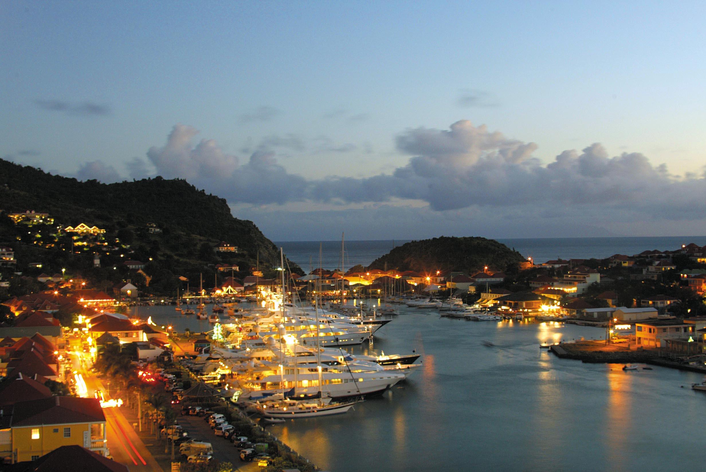 Gustavia é a capital de compras de St. Barth