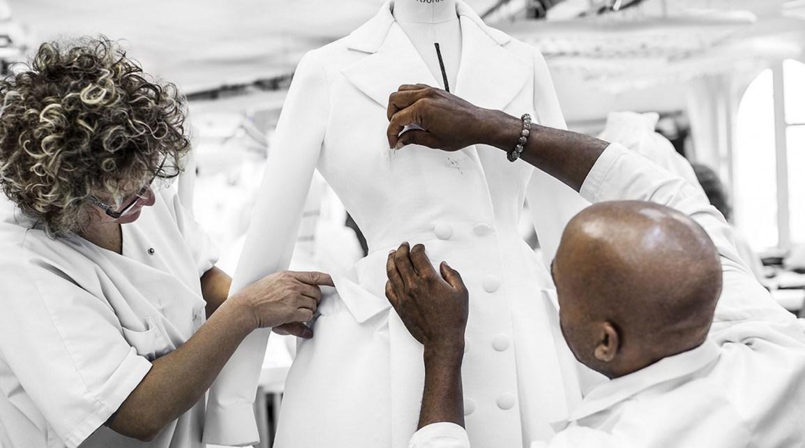 Ateliê Dior – cortesia LVMH