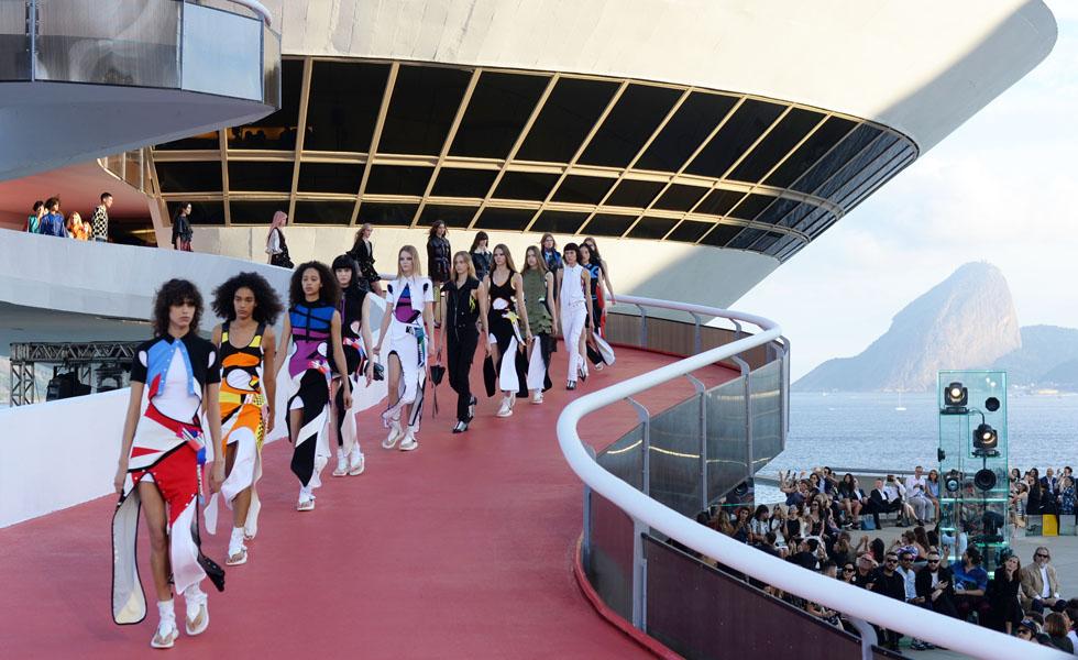 Desfile Louis Vuitton