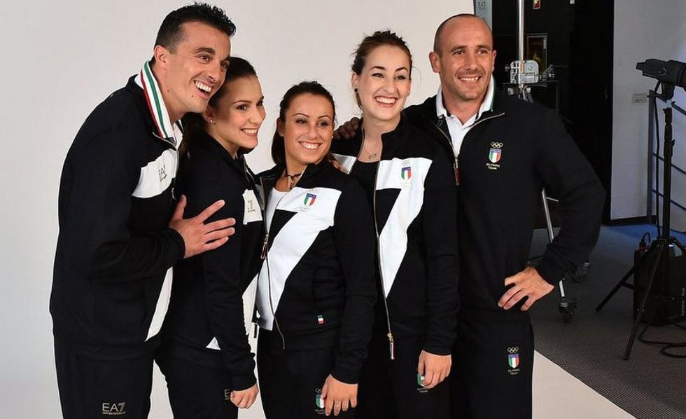 b4e33e0aaeb87 Emporio Armani assina uniforme da Itália nos Jogos Olímpicos - Cla Cri