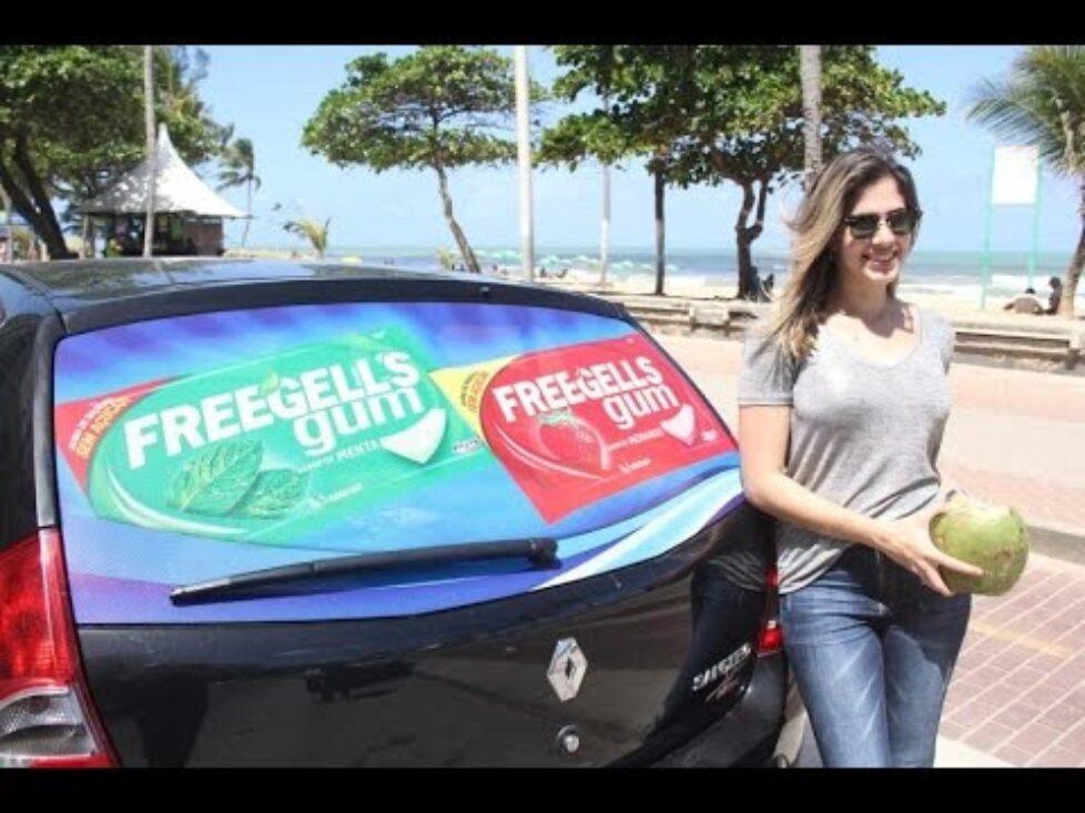 Carlicity gera renda extra para motoristas de Recife