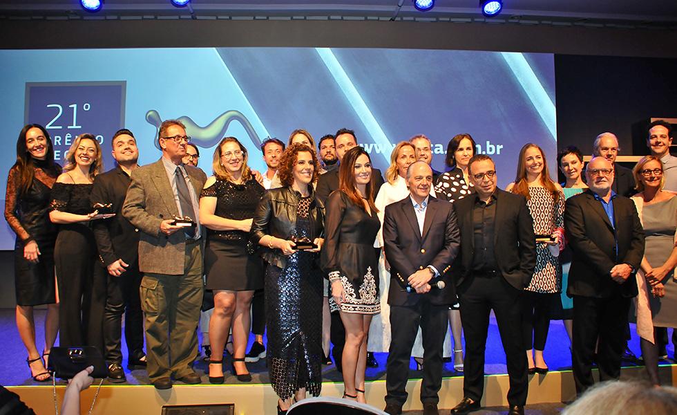 Os premiados