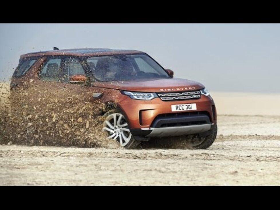 Novo Discovery Land Rover e apresentado em Sao Paulo