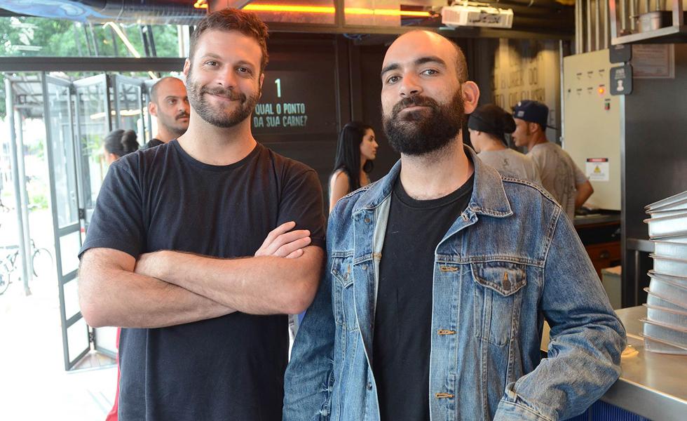Rodrigo Valente e Tomas Cezar