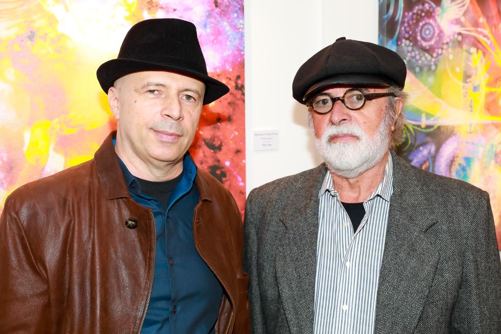 Andrei Monteiro e Cicero Silva (Foto: Divulgação)