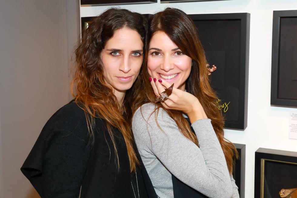 Barbara Guth e Eliane Soares (Foto: Divulgação)