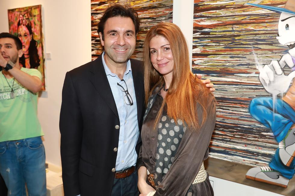 Flavio Fernandes e Regina Miranda (Foto: Divulgação)