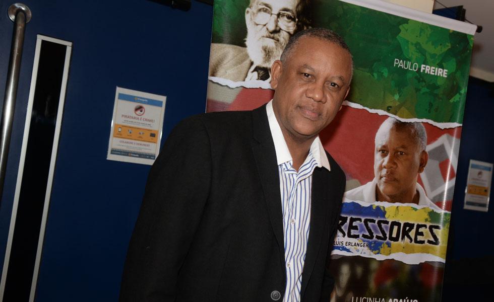 Celso Athayde (Foto: Juliana Rezende/ Reprodução)