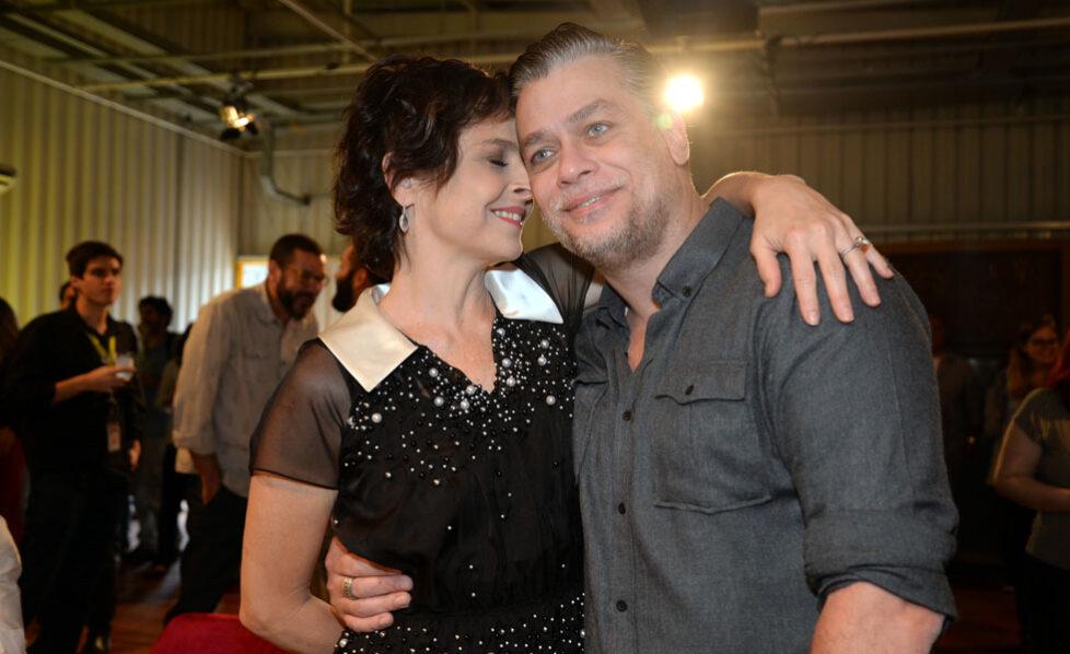 Drica Moraes e Fabio Assunção
