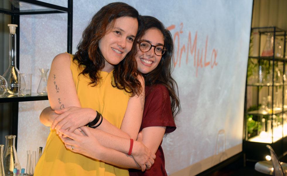 Flavia Lacerda e Patricia Pedrosa (Foto: Juliana Rezende/Divulgação)