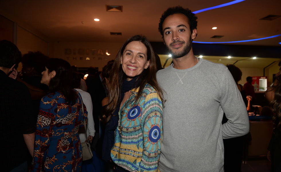 Flora Gil e José Gil (Foto: Juliana Rezende/ Reprodução)