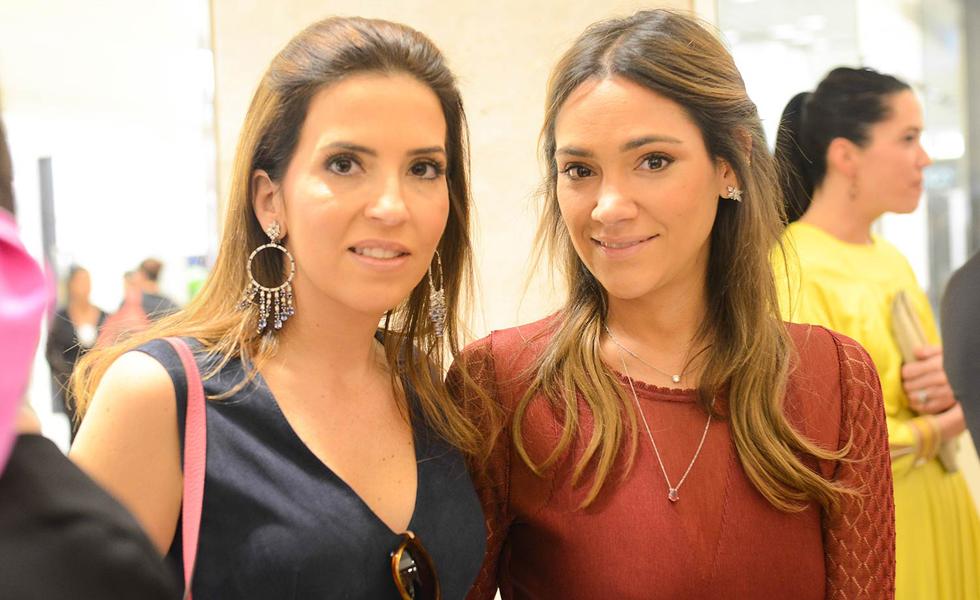 Gabriela Haegenbeek e Bel Pimenta (Foto: Divulgação)