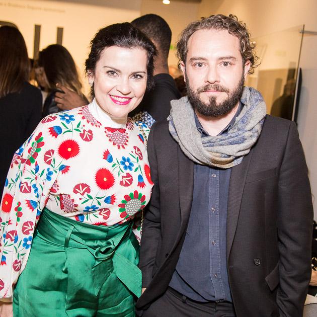 Ana Zambon e Jeff Ares (Foto: Divulgação)