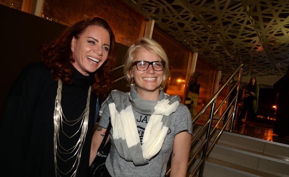 Leilane Neubarth e Isabela Bellenzani (Foto: Juliana Rezende/ Reprodução)