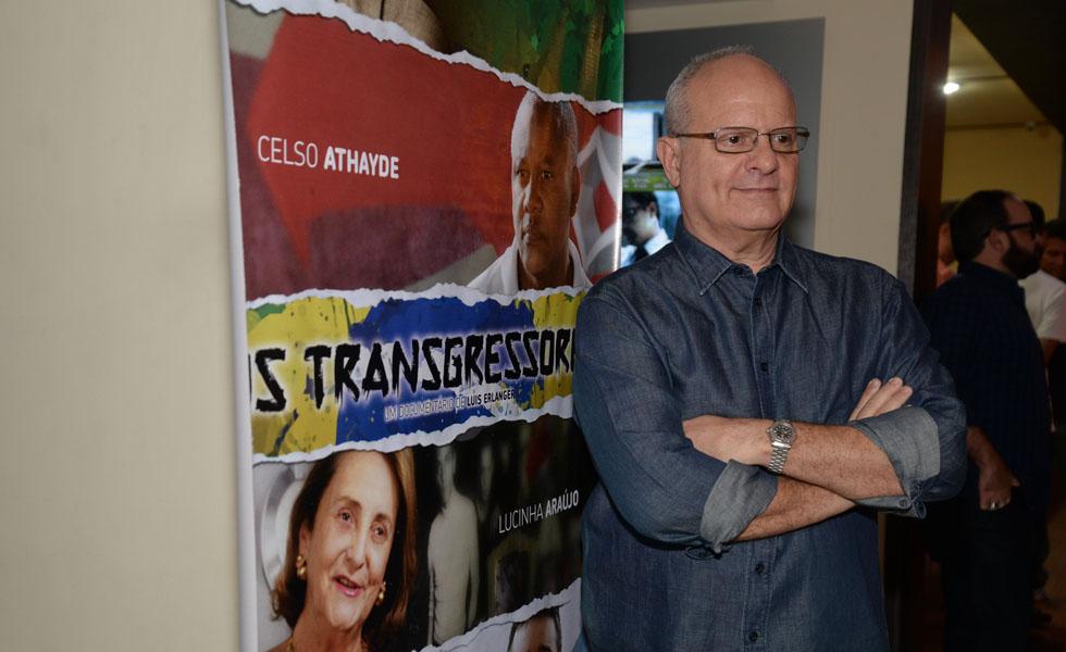 Luis Erlanger (Foto: Juliana Rezende/ Reprodução)