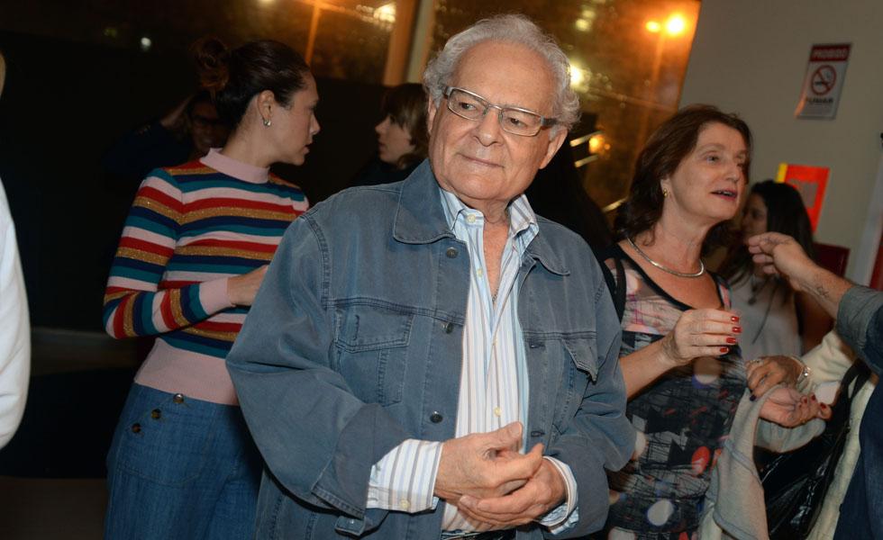 Othon Bastos (Foto: Juliana Rezende/ Reprodução)