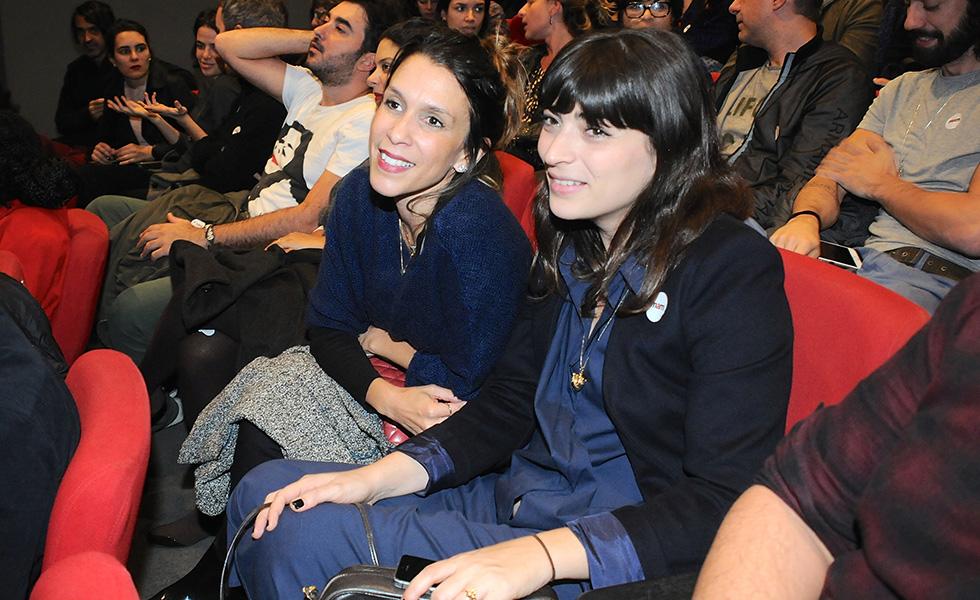 Sarah Oliveira e Vera Egito (Foto: Reprodução)