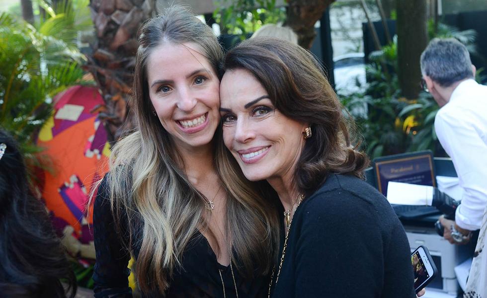 Stella Jacintho e Renata Scarpa (Foto: Divulgação)
