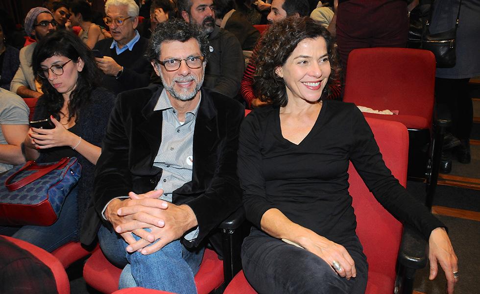 Vitor Facciolla e Bibi Fragelli (Foto: Reprodução)