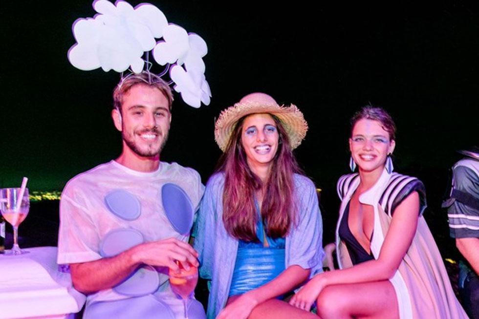 Gabriel Ribeiro Priscila Visman e Bruna Linzmeyer (Foto: Bruno Ryfer, Miguel Sá e Renato Wrobel/ Trezze Imagens)