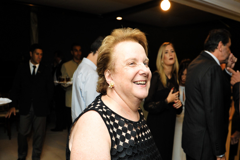 Dora Lucia Brenner (Foto: Paulo Freitas/Reprodução)