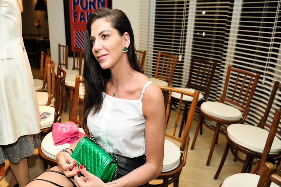 Monica Kovari Zaitz (Foto: Paulo Freitas/Reprodução)