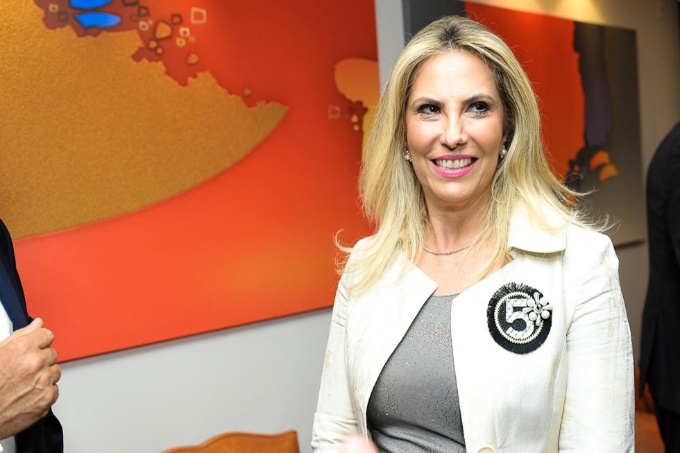 Cida Borghetti (Foto: Paulo Freitas/Reprodução)