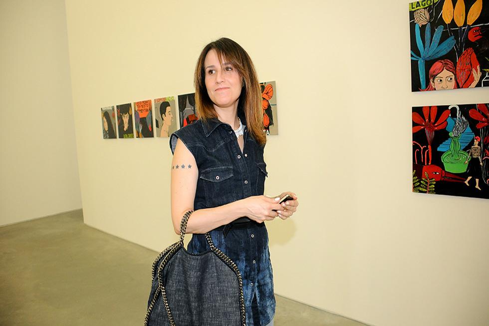 Carolina Paz (Foto: Bruna Guerra/Reprodução)