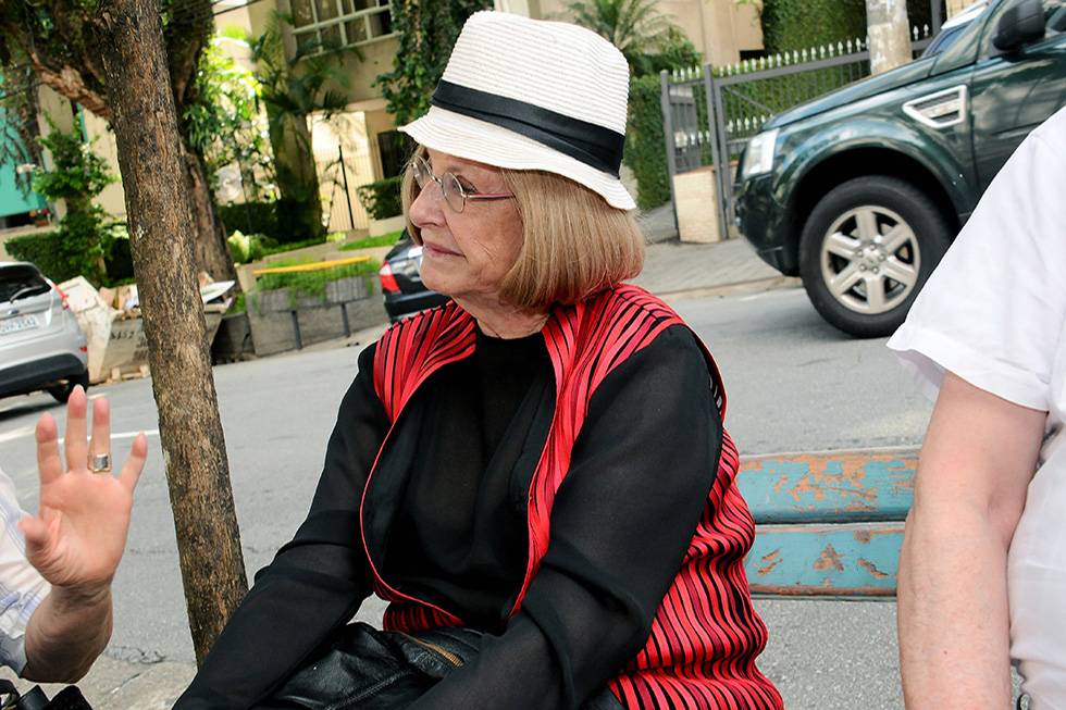 Edla van Steen (Foto: Bruna Guerra/Reprodução)