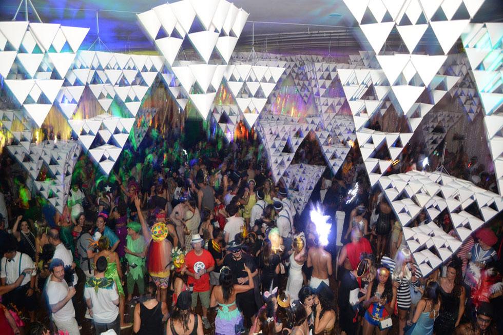 Geral do evento (Foto: Juliana Rezende/Reprodução) Compartilhe: