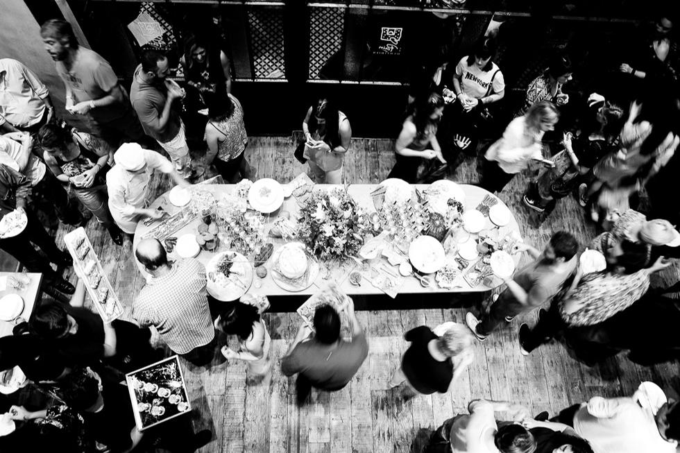 Geral do evento (Foto: Paulo Freitas/Reprodução)