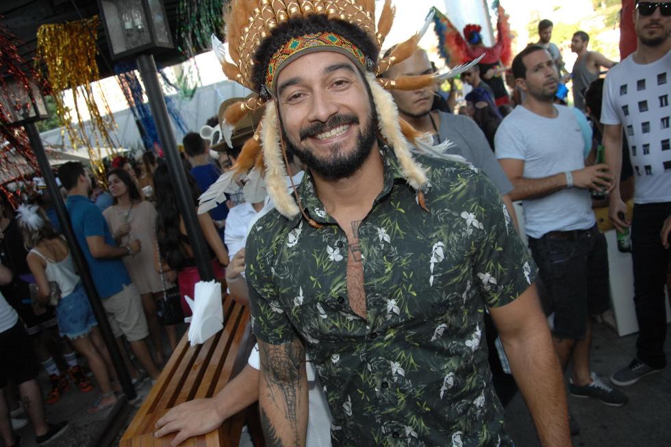 Gil Pinna (Foto: Augusto Mestieri/Reprodução)