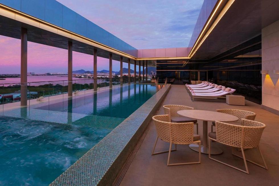 Hilton Barra Rio de Janeiro, Rio de Janeiro (Foto: Divulgação)