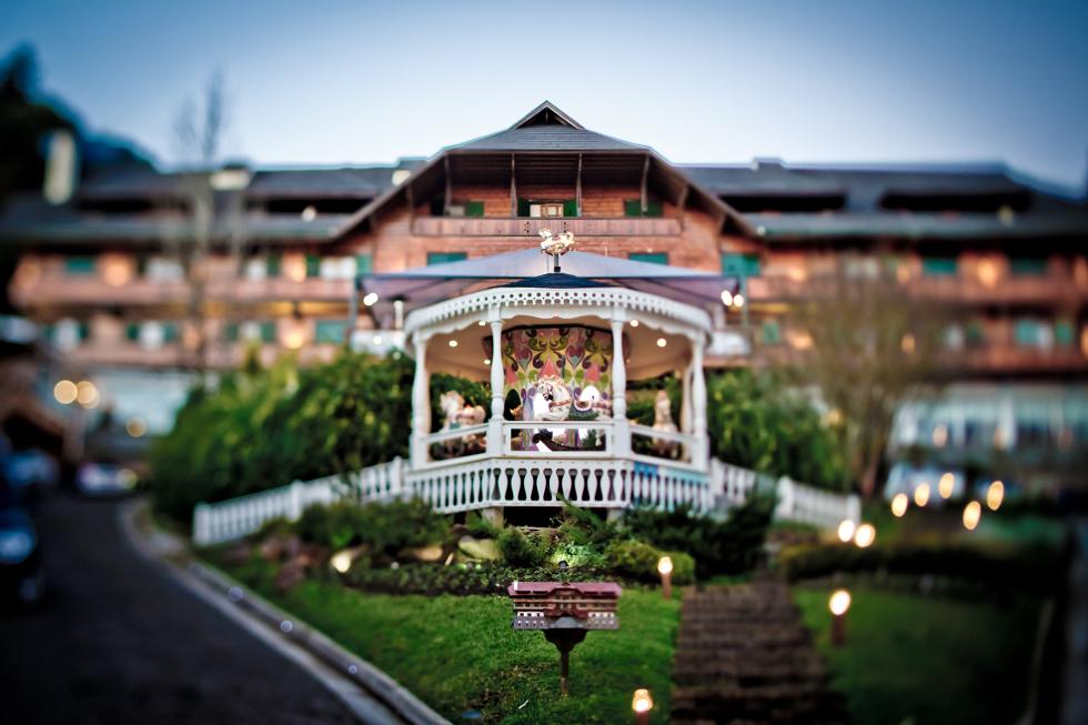Hotel Casa da Montanha, Gramado (Foto: Divulgação)