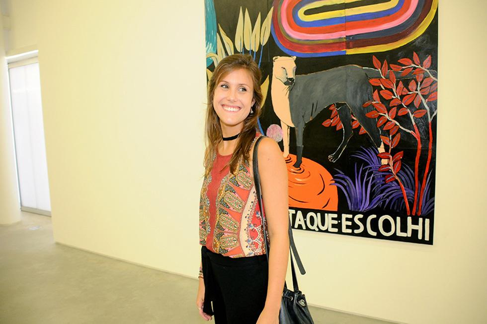 Isabelle Ferrão (Foto: Bruna Guerra/Reprodução)