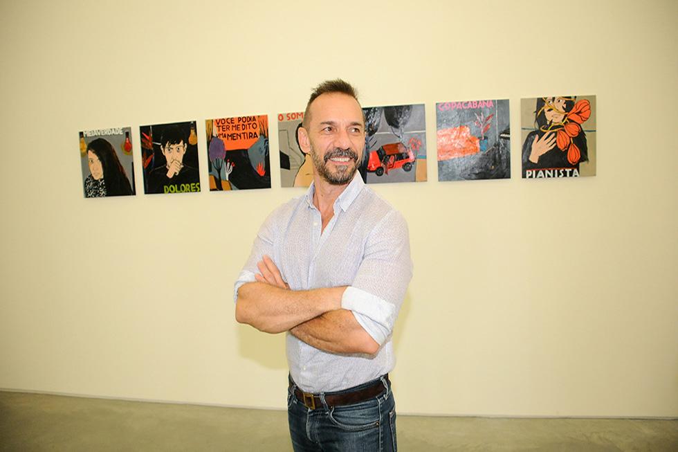 José Marton (Foto: Bruna Guerra/Reprodução)