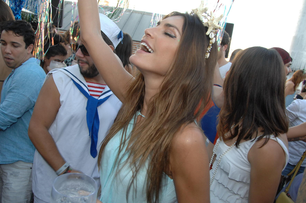 Juliana Martins (Foto: Augusto Mestieri/Reprodução)