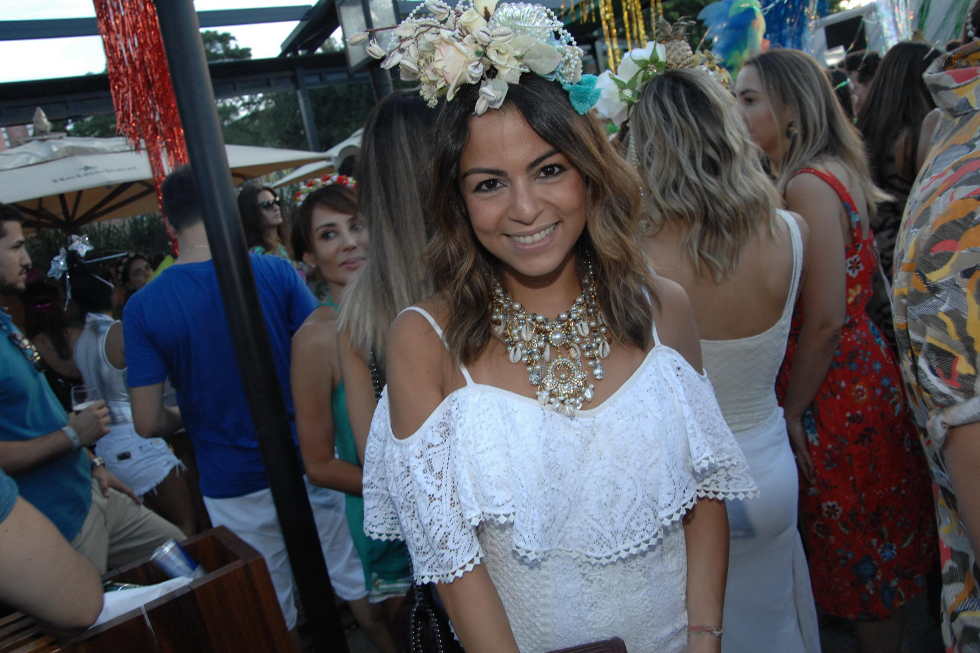 Jullynne Schamisseddine (Foto: Augusto Mestieri/Reprodução)