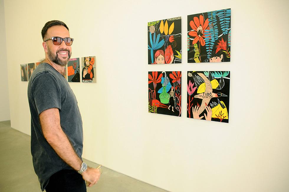 Marcelo Bicudo (Foto: Bruna Guerra/Reprodução)