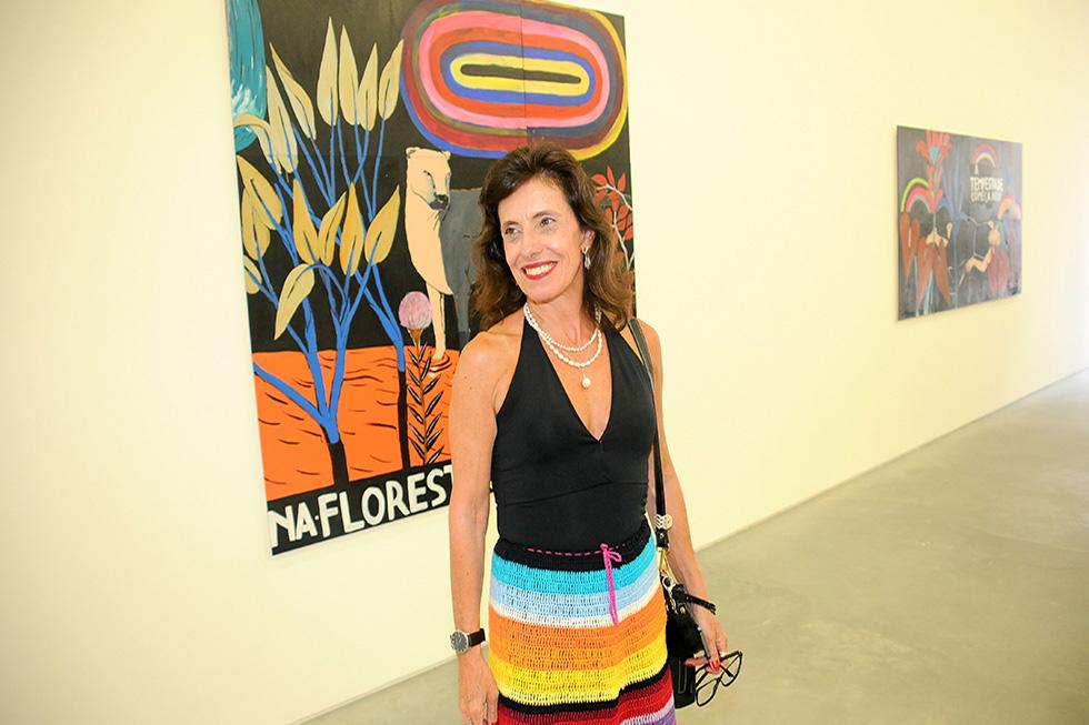Márcia Ferrão (Foto: Bruna Guerra/Reprodução)