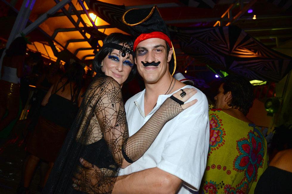 Paula Braun e Mateus Solano (Foto: Juliana Rezende/Reprodução)