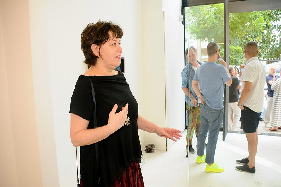 Raquel Kogan (Foto: Bruna Guerra/Reprodução)