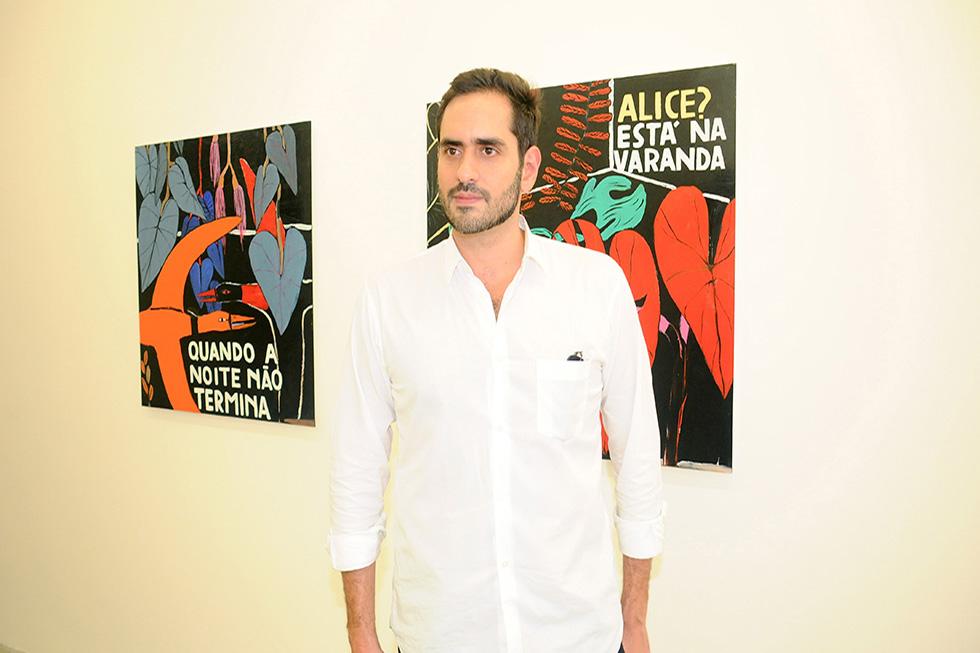 Rodrigo Editore (Foto: Bruna Guerra/Reprodução)
