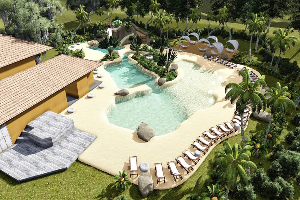 Santa Clara Eco Resort, Dourado (Foto: Divulgação)