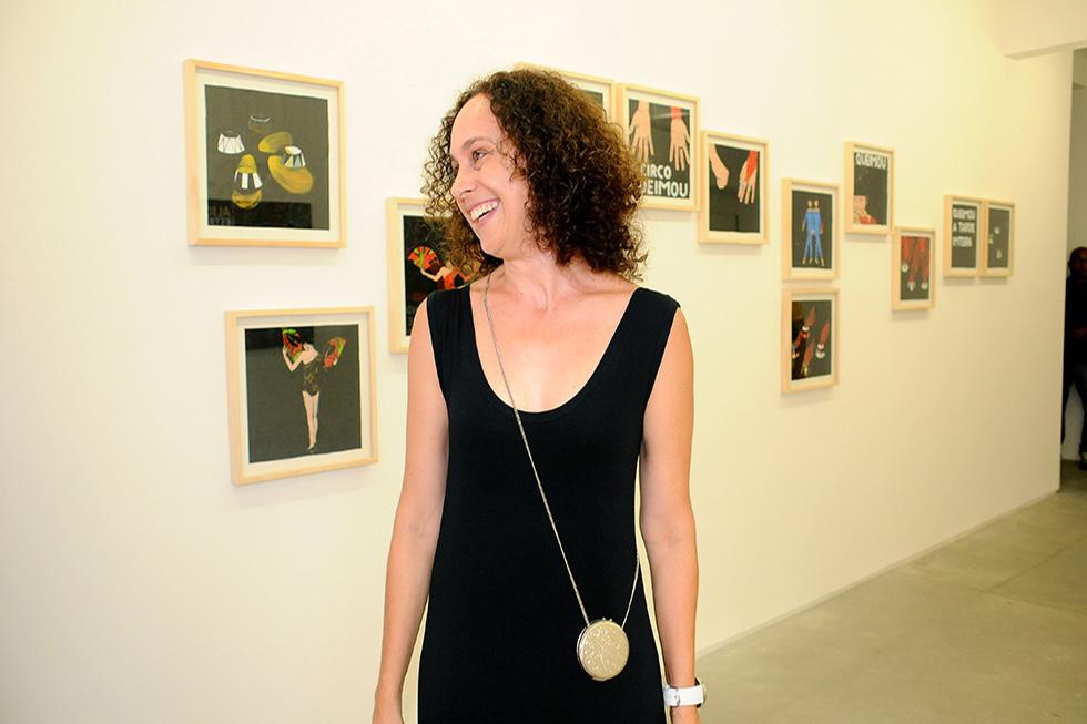 Vânia Mignone (Foto: Bruna Guerra/Reprodução)